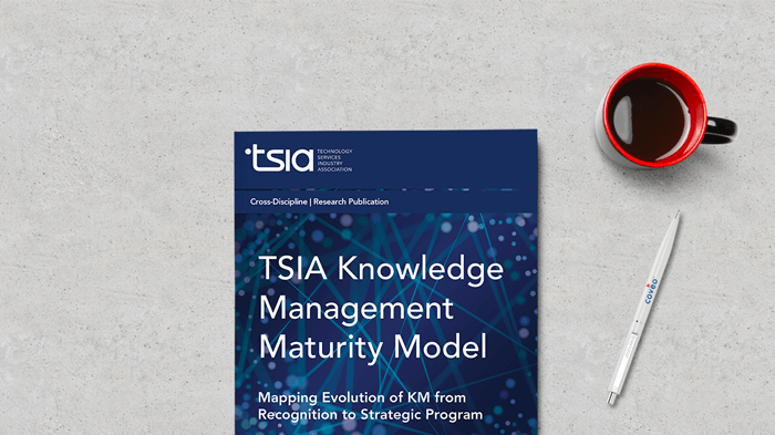 tsia_km_maturity_model